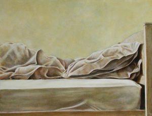 Bed, 61x46cm, Clapham