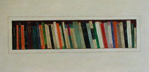 Books, 33x72cm, Guiness