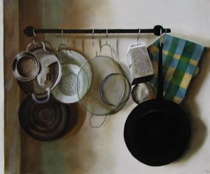 Kitchen Things, 50x40cm Farnham