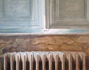 Arles Weekend Oil on Canvas 81x74cm