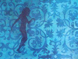 For You Blue, 60x45cm, Farnham