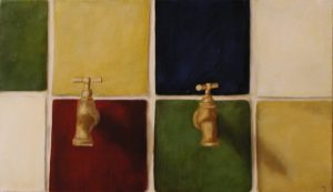 Taps 46x27cm Les Salces and Frome